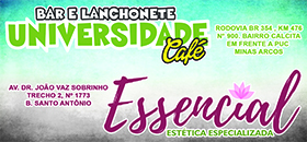 Bar e lanchonete universidade café /Essencial Estética Especializada