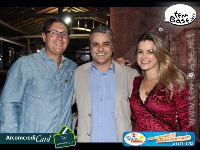 Aniversário do prefeito Denilson Teixeira