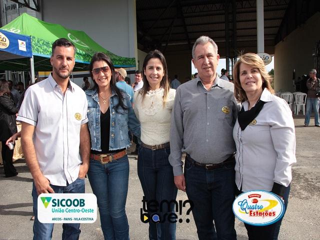 Inauguração da Empresa Grupo Grão de Ouro Unidade Arcos