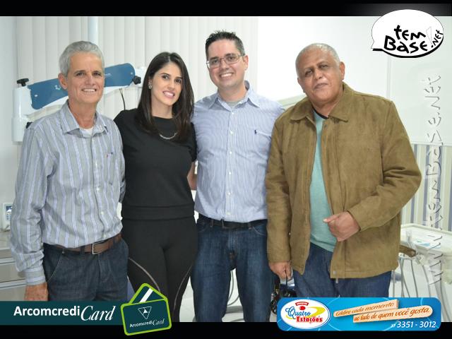 Inauguração - Espaço Odontológico Dr. Fábio R. Teixeira