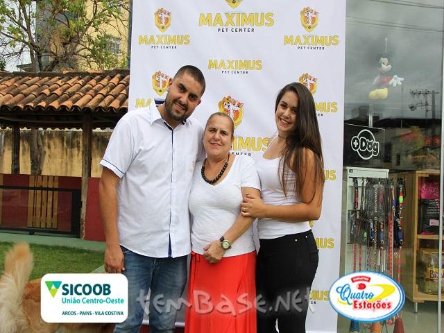 Inauguração Maximus Pet Center
