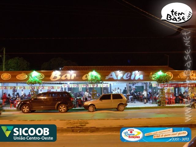 Happy Hour - Bar do Arlim