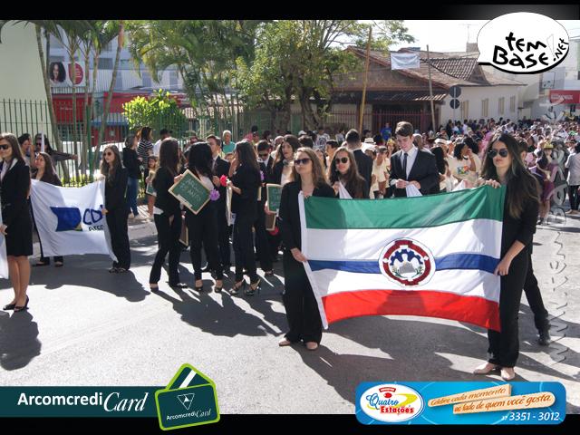 1º Desfile Cultural de Arcos