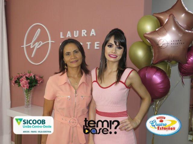Coquetel de Inauguração- Laura  Pfister- Makeup