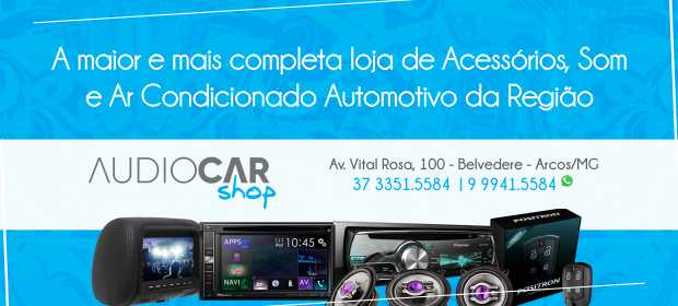 Audio Car Shop